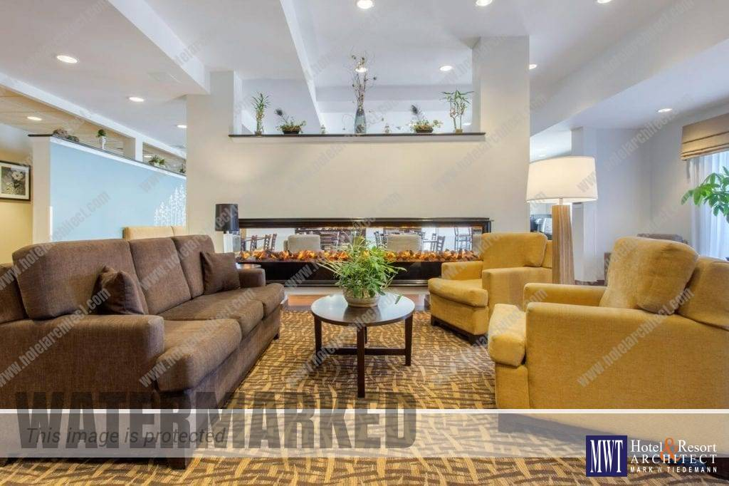 SLEEP INN & SUITES - CHOICE HOTELS - MIDDLETOWN NY Living Room
