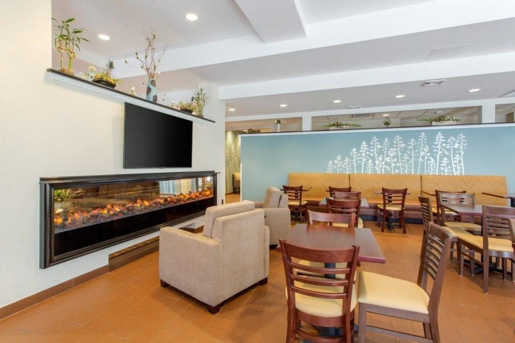 SLEEP INN & SUITES - CHOICE HOTELS - MIDDLETOWN NY Restaurant Design