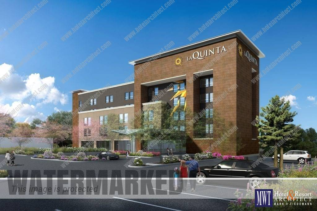 LA Quinta Inn and Suites Design