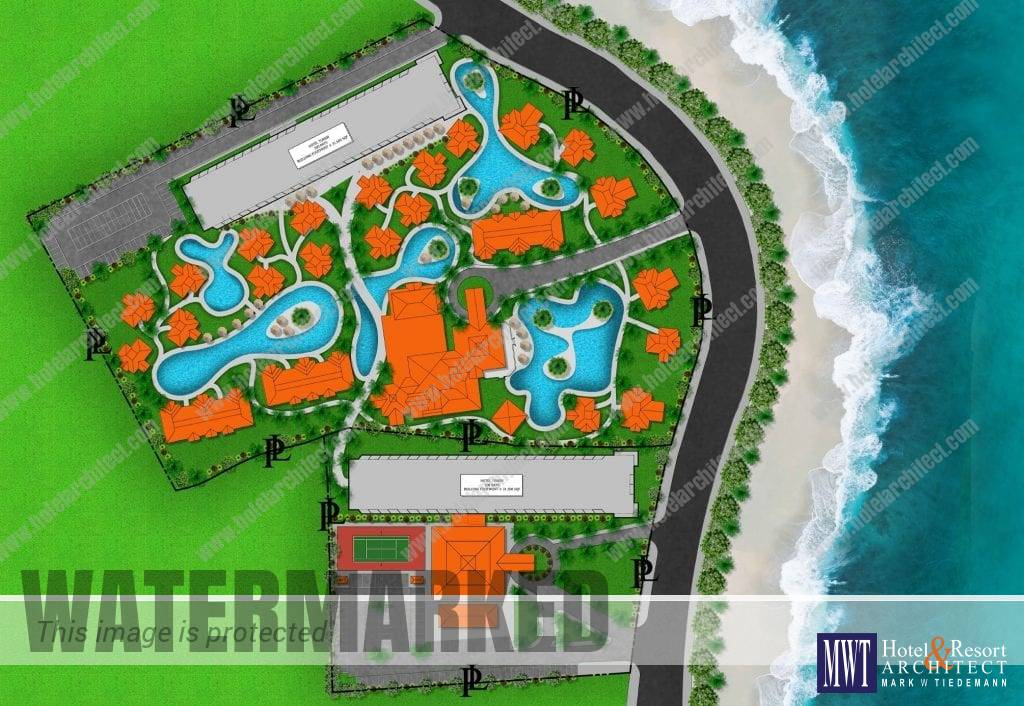 Beach Resort in Dominican Republic