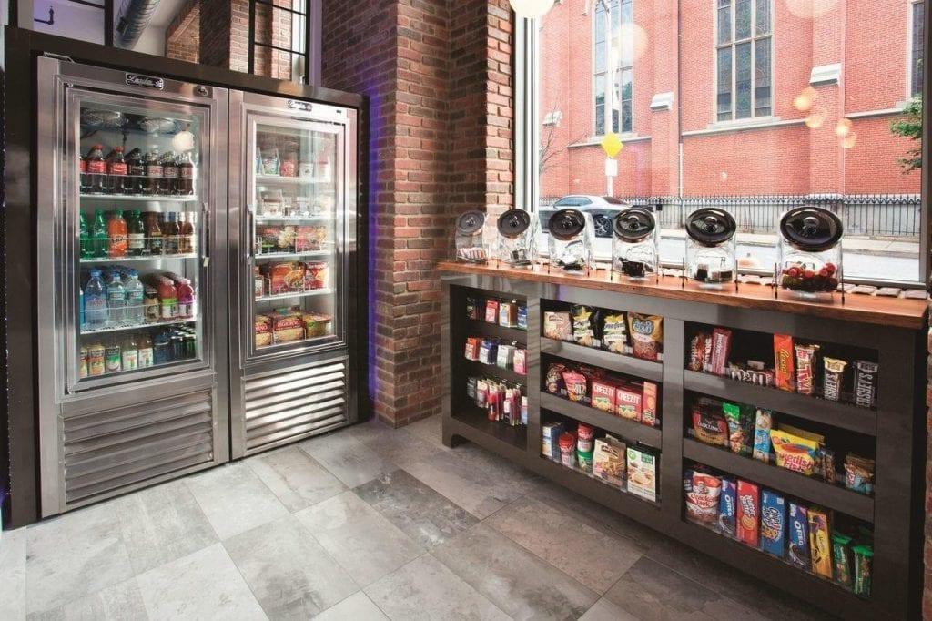 Wyndham snack bar by MWT Hotel & Resort Architect