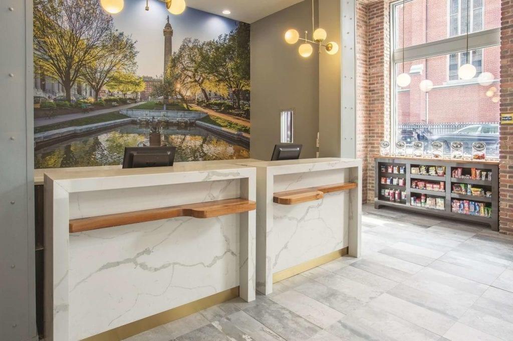 Wyndham Lobby by MWT Hotel & Resort Architect