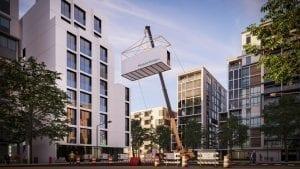 Modular Hyatt Place Hotel Design